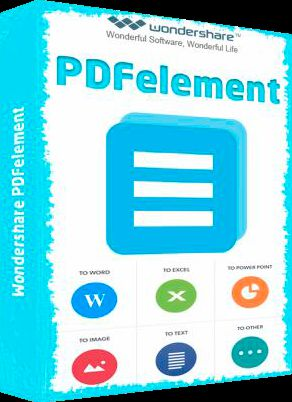 Wondershare PDFelement 6.0.3.215