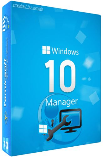 Yamicsoft Windows 10 Manager v2.0.9 Final