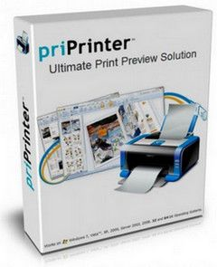 priPrinter 6.4.0 Build 2430 Professional