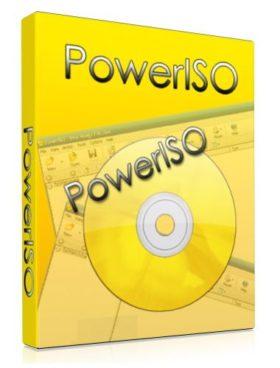 PowerISO 6.8 DC 28.04.2017 Retail Multilingual