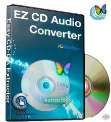 EZ CD Audio Converter Ultimate 6.0.8.1 + Crack + Portable Free Download [Latest]