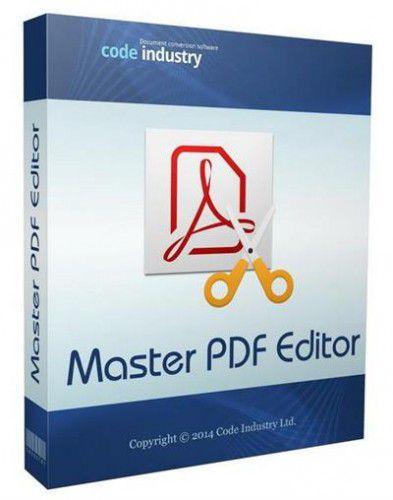 Master PDF Editor 4.2.68