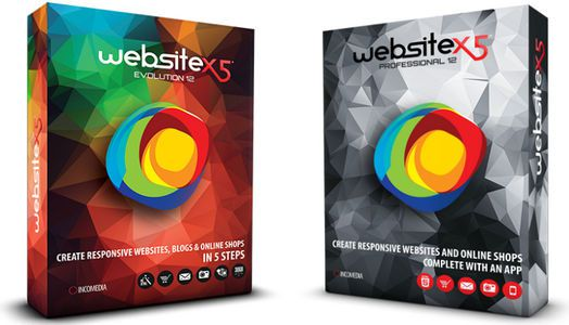 WebSite X5 Professional 13.1.5.15
