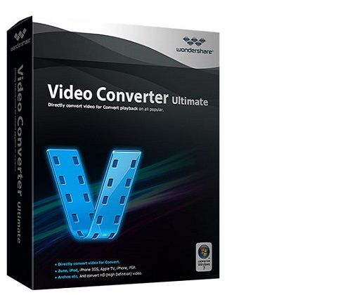 Wondershare Video Converter Ultimate 10.0.2.64