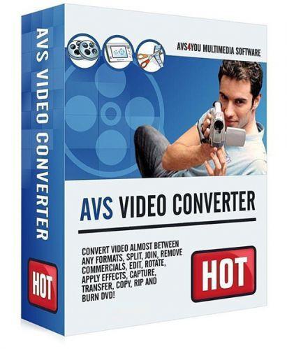 AVS Video Converter 10.0.1.610