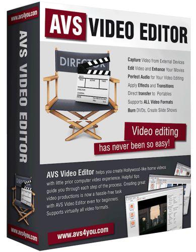 AVS Video Editor 8.0.1.300