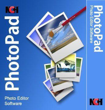 NCH PhotoPad Image Editor 3.00