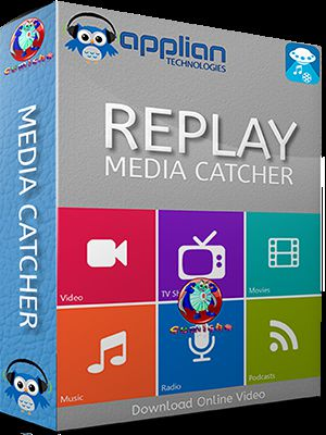 Replay Media Catcher 7.0.0.18