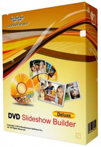 Wondershare DVD Slideshow Builder Deluxe 6.5.1.1 Crack + Keygen