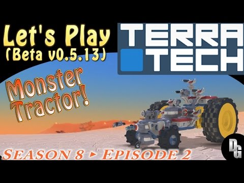 TerraTech v0.5.13 - CrackingPatching