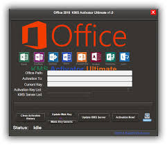 kms office activator 2016 ultimate 1.1 - appzdam