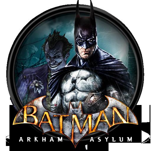 batman arkham asylum icon   crackingpatching
