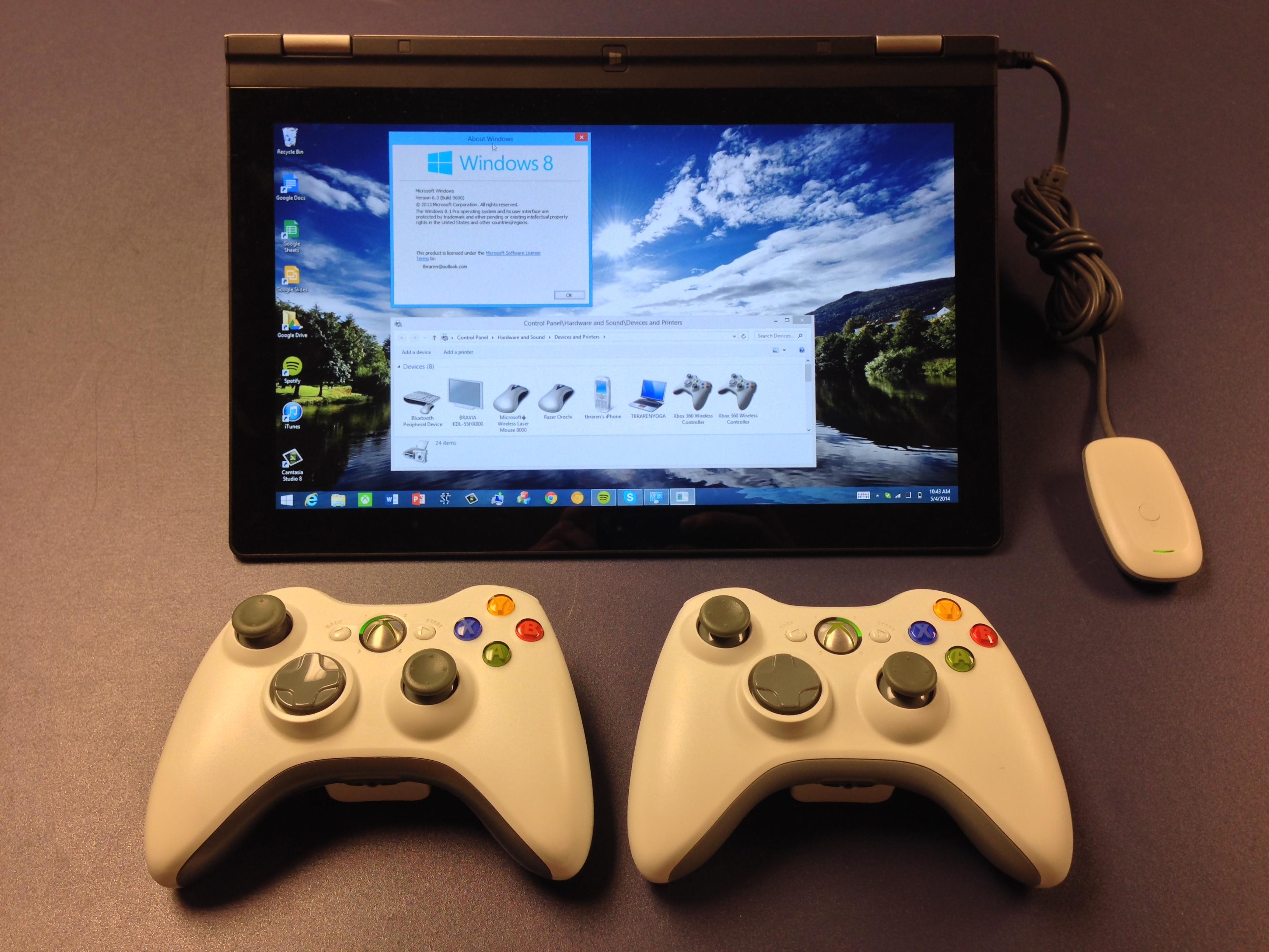 Xbox360 Controller Driver - CrackingPatchingXbox 360 Controller Driver