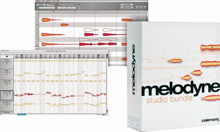 Celemony Melodyne Studio v4.0.1.004 - CrackingPatching