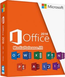 MICROSOFT Office PRO Plus 2016 v16.0.4266.1003