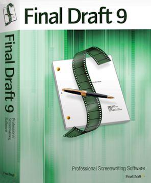 Final Draft 9.0.8