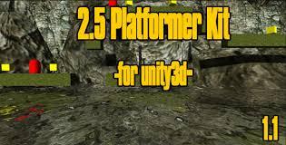 2D 2.5D Platformer