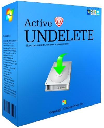 Active Undelete Professional 11
