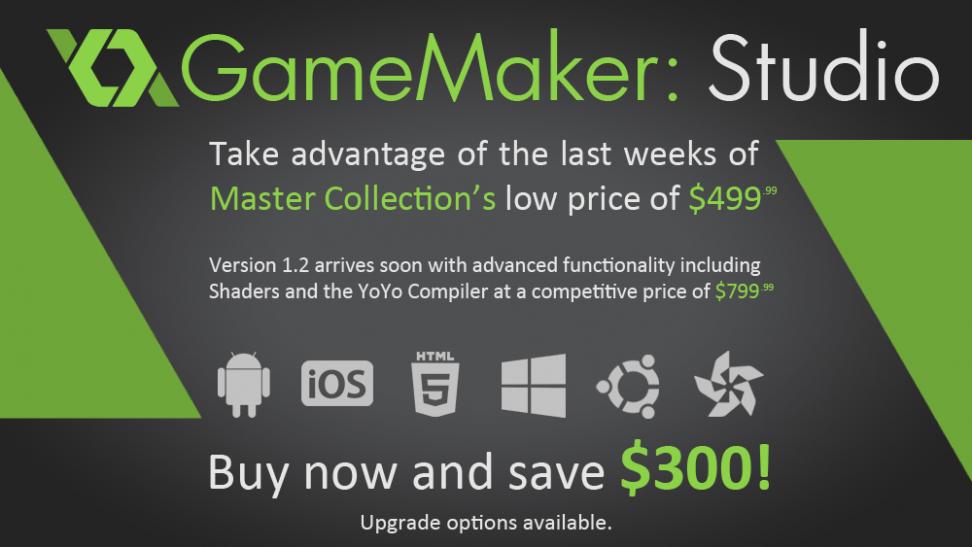 GameMaker Studio Master Collection