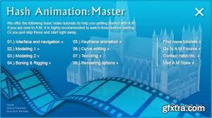 Hash Animation Master v1