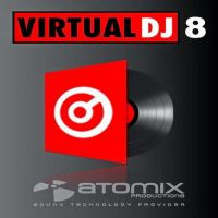 Atomix VirtualDJ Pro Infinity 8.2.3205.1158