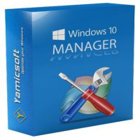 Yamicsoft Windows 10 Manager 1.1.3