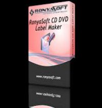 RonyaSoft CD DVD Label Maker 3.2.4 Serials