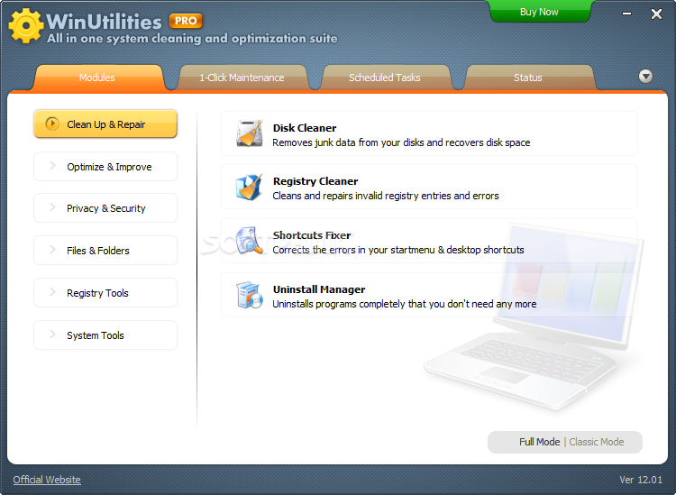 WinUtilities Professional Edition 13.11