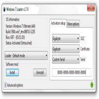 Windows 7 Loader v1.7.9