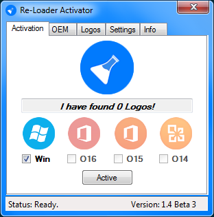re loader activator windows 7