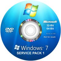 Windows 7 SP1 X64 10in1