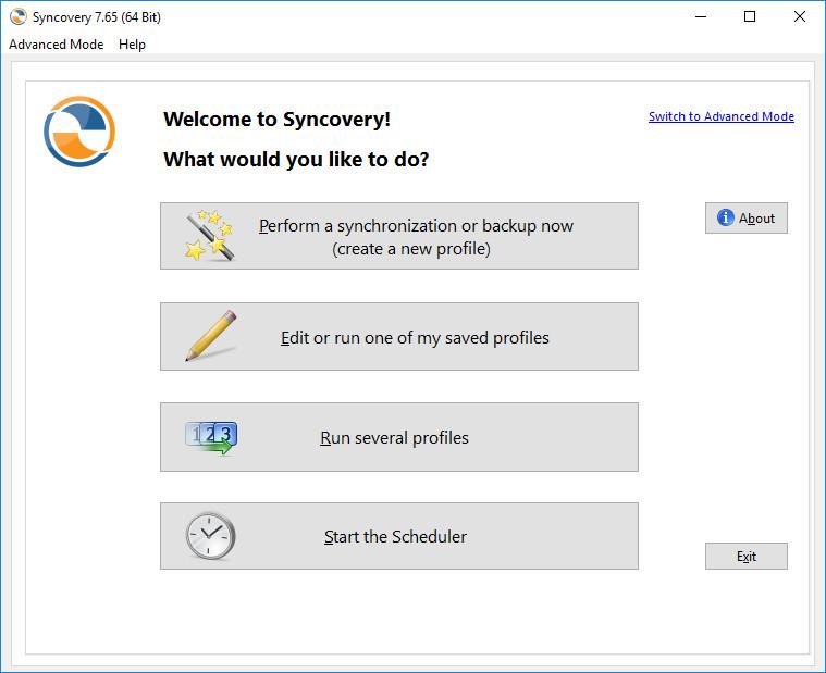 Resultado de imagen de Syncovery Pro Enterprise