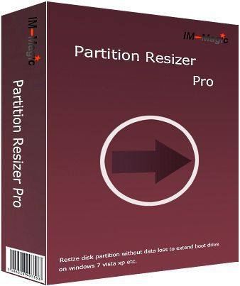 IM-Magic Partition Resizer 3.2.4 Unlimited