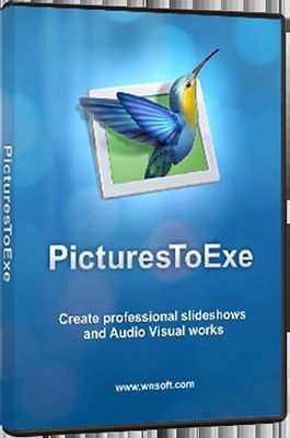 PicturesToExe Deluxe 9.0.4