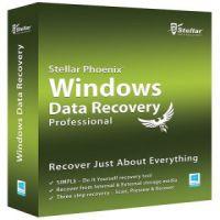 Stellar Phoenix Windows Data Recovery Professional v7.0.0.0