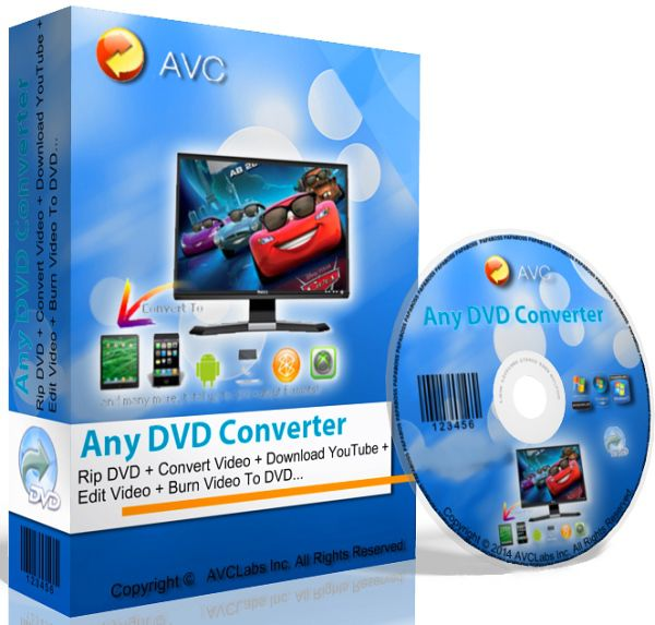 Any Video Converter Ultimate 6.1.1