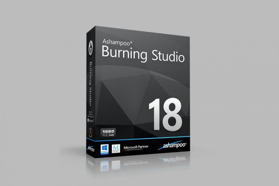 Ashampoo Burning Studio 18.0.3.6