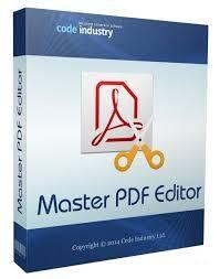 Master PDF Editor 4.1.22