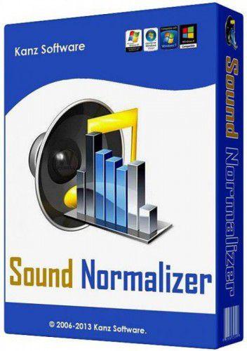 Sound Normalizer 7.9