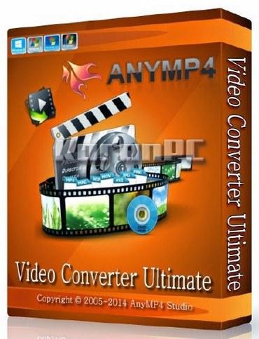 AnyMP4 Audio Converter 7.2.10