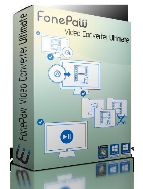FonePaw Video Converter Ultimate 2.2.0