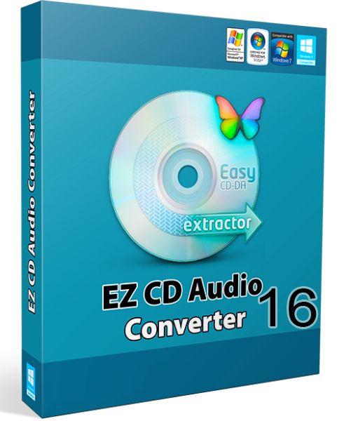 EZ CD Audio Converter Ultimate 6.0.4.1
