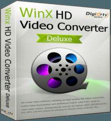 WinX HD Video Converter Deluxe 5.9.9.275 Build 20.06.2017