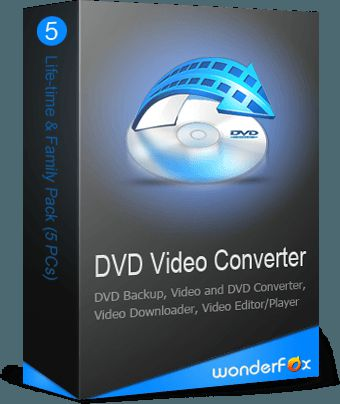 WonderFox DVD Video Converter 13.0