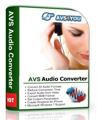 AVS Audio Converter 8.4.1.557