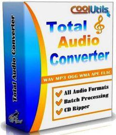CoolUtils Total Audio Converter 5.2.0.15
