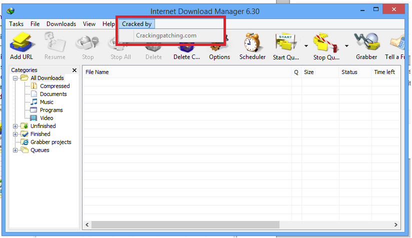 IDM crack with Keygen Free Download
