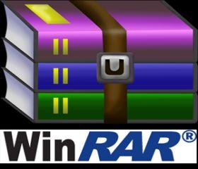 WinRAR Crack 5.50 incl Universal Patch [Multi] [x84 + x64]
