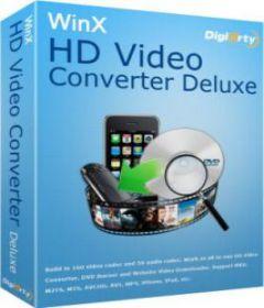 WinX HD Video Converter Deluxe 5.10.0.284 Build 17.10.2017 incl