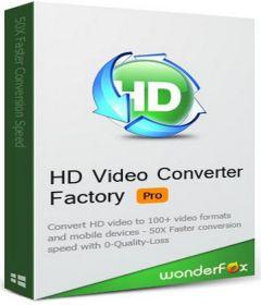 WonderFox HD Video Converter Factory Pro 14.0